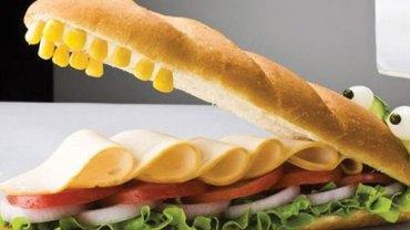 Pomysł na kreatywną kanapkę! Zobacz, jakie to proste!