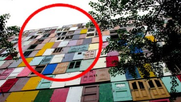 Kiedy dowiedziałam się, z czego powstał ten budynek, nie mogłam wyjść z szoku!