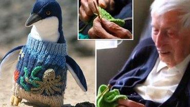 Mimo sędziwego wieku, potrafi pomagać…To, co zrobił dla umierających zwierząt, jest godne podziwu!