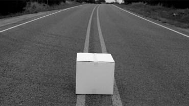 Dwaj funkcjonariusze policji znaleźli zamknięte kartonowe pudełko. Kiedy zajrzeli do środka, nie mogli uwierzyć własnym oczom…
