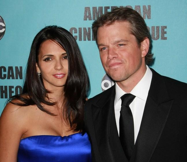 24th Annual American Cinematheque honors Matt Damon, LA