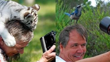 20 powodów dlaczego świetnie jest być fotografem przyrody!