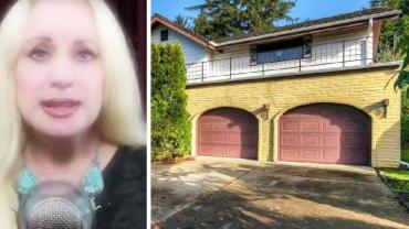Kobieta kupiła ten dom 37 lat temu. Dopiero w tym roku zdecydowała się ujawnić, co kryje się wewnątrz