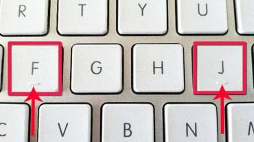 Wiesz, do czego służą dwa małe wybrzuszenia na klawiszach F i J? To bardzo przydatne rozwiązanie, o którym mało kto wie!