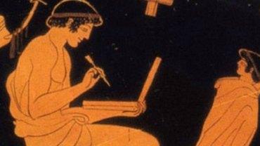 Sztuka świata starożytnego wciąż zaskakuje! Czy zastanawiałeś się kiedyś, co tak naprawdę przedstawia?