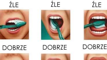 Najczęstsze błędy popełniane przy szczotkowaniu zębów. Zdziwisz się, co może zaszkodzić płytce nazębnej!