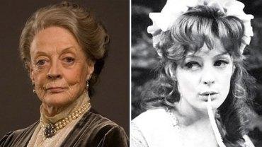 Te sędziwe aktorki były niegdyś prawdziwymi sex-bombami. Aż trudno uwierzyć, że człowiek tak bardzo zmienia się z wiekiem