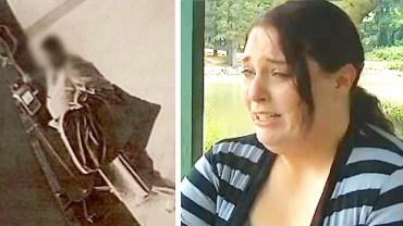 Obudziła się w szpitalu i zobaczyła, że jej dziecko zniknęło! To, co zarejestrowały kamery, jest przerażające!