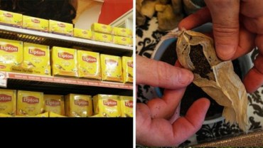 Czarna lista herbat zawierających niedozwoloną ilość pestycydów. Podczas zakupów, lepiej nie wkładaj ich do koszyka