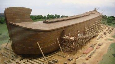 W Turcji znajdują się szczątki olbrzymiego statku, a lata badań z dużym prawdopodobieństwem wskazują, że to pozostałości biblijnej arki Noego