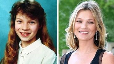 Sławne modelki w dzieciństwie. Czy były równie piękne?