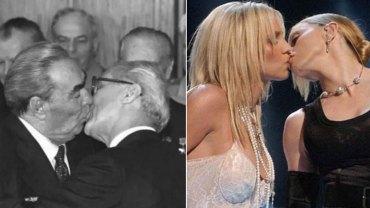 Oto 6 pocałunków, które przeszły do historii, stając się symbolami pewnych zdarzeń, myśli czy poglądów
