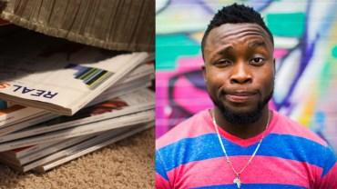 Znalazł gazetę pod łóżkiem siostry. Gdy zaczął ją przeglądać, nie mógł uwierzyć, że czyta coś takiego