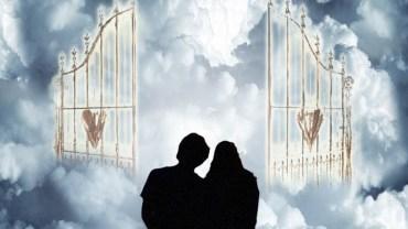 Młoda para zginęła w wypadku, gdy stanęła przed św. Piotrem, zadała mu nietypowe pytanie...