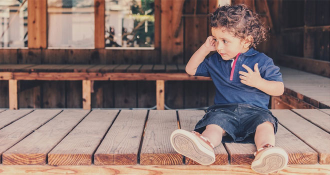 Dzieci na tych zdjęciach wyglądają jakby miały traumę, ale prawda o nich jest zupełnie inna. To, co je wprowadza w taki stan, posiada każdy z Nas
