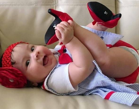 Projektanci odzieży oszaleli! Wymyślili obcasy dla niemowląt! Co na to rodzice?