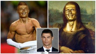 Odsłonięte na Maderze popiersie Cristiano Ronaldo natychmiast stało się powodem do żartów. Oto najlepsze przeróbki jakie krążą po internecie