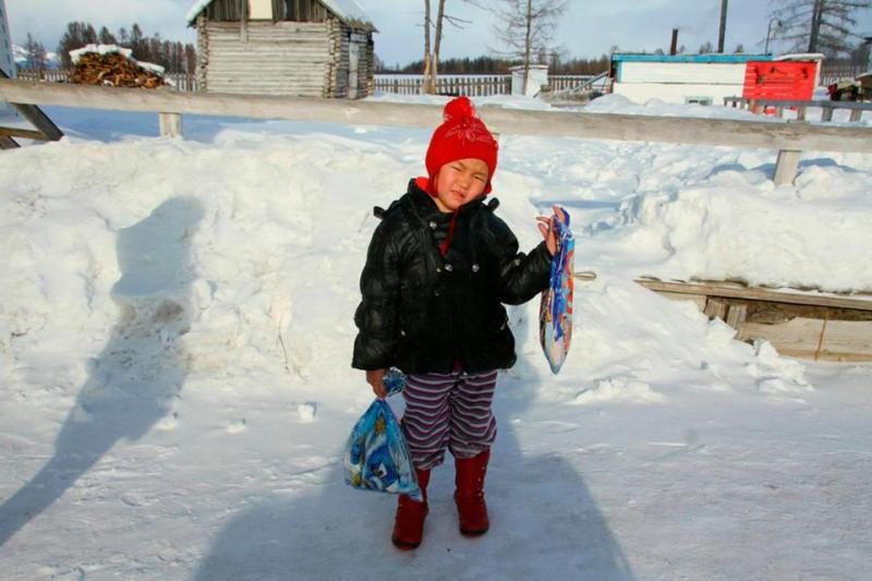 This 4-year-old girl walked 5 mi in 13-degree freezing weather to save her grandmother! Is she a modern Red Riding Hood? 3