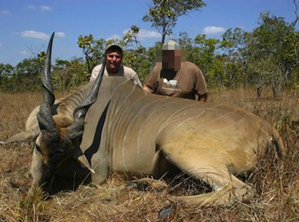 Karma comes back around! This hunter died while hunting – an elephant he was shooting at with his friends crushed him 4