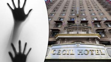 Hotel Cecil to miejsce rodem z powieści Stephena Kinga. Jego mroczna historia fascynuje i przeraża. Pochłonęła już dziesiątki ludzkich istnień…