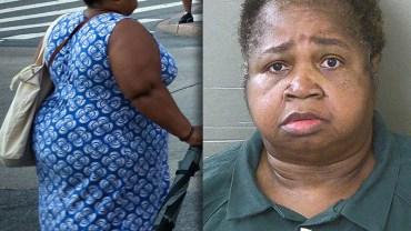 150-kilogramowa ciotka usiadła na swojej malutkiej siostrzenicy! Chciała ją ukarać za to, że była niegrzeczna