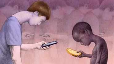 10 ilustracji, które otwierają oczy na największe wady naszych czasów. Nie trzeba filozofa, by stwierdzić, że nie wszystko jest z nimi w porządku