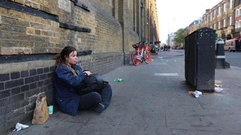 Bogaczka postanowiła zostać bezdomną. Chciała udowodnić, że życie na ulicy to wybór i wygodnictwo