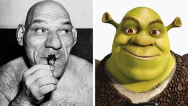 Prawdziwa historia Shreka. Kim był mężczyzna, który zainspirował twórców zielonego ogra?