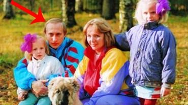 9 rzeczy, których nie wiecie o Władimirze Putinie! Numer 3 powala