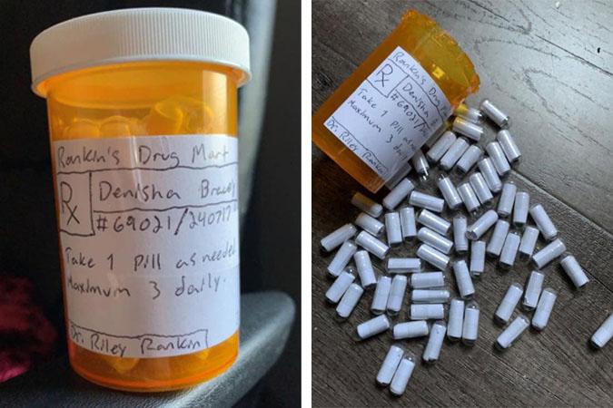 """Cierpiała na ataki paniki, ale chłopak dał jej """"miłosne tabletki. Na tak czuły gest nie każdego stać"""