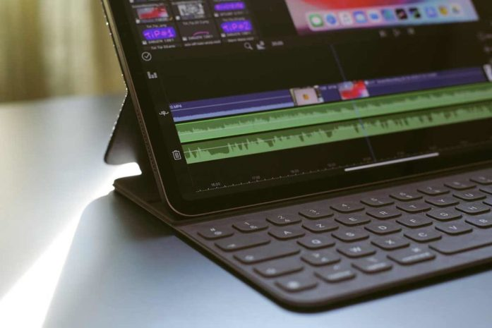 iPad Pro et Smart Keyboard Folio
