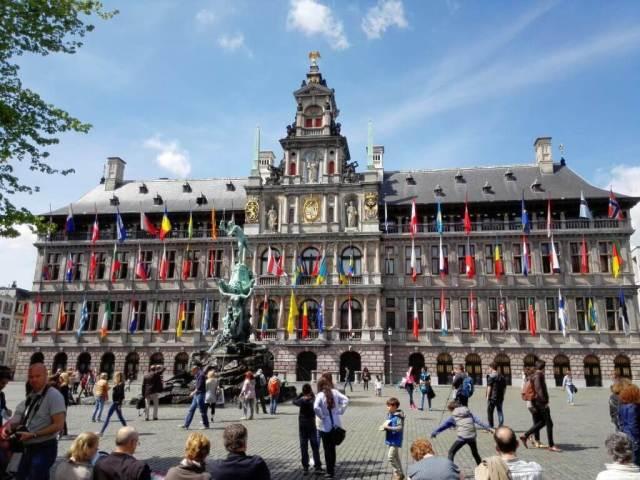 Raadhuis Antwerpen