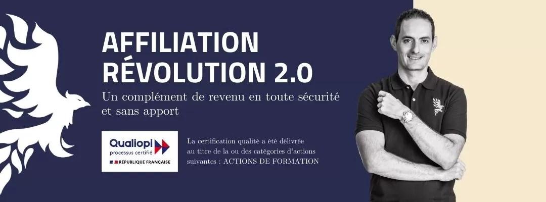 affiliation revolution