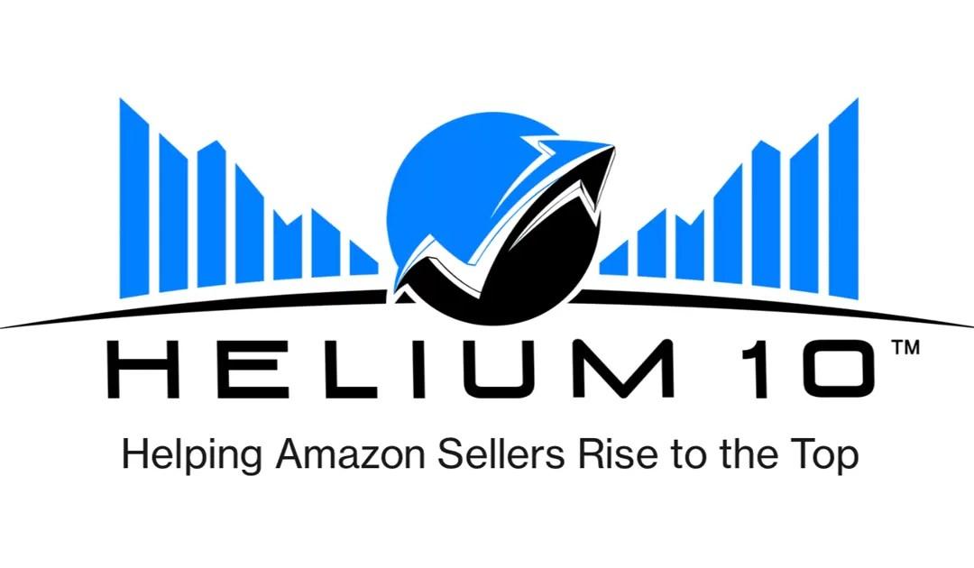 Helium 10 : L'outil Amazon par excellence ?