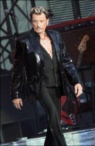 Johnny Hallyday nous offre un concert gratuit au Champ de Mars