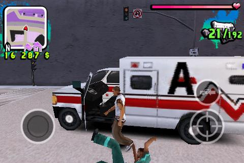 Le car-jacking, un incontournable de Gangstar si vous ne voulez pas être piéton !