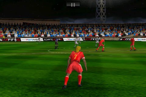 IMG 01901 - [Exclusivité] Test complet de FIFA 2010 sur iPhone !