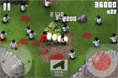 boxhead31 - Boxhead - The Zombie Wars débarque sur iPhone