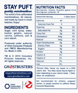 Stay Puft : les chamallows Ghostbusters ! 3
