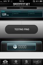 IMG 0085 - Testez le débit de votre connexion mobile avec Speedtest.net Mobile !