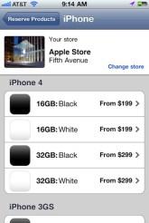 iPhone 4 Blanc - App Apple US