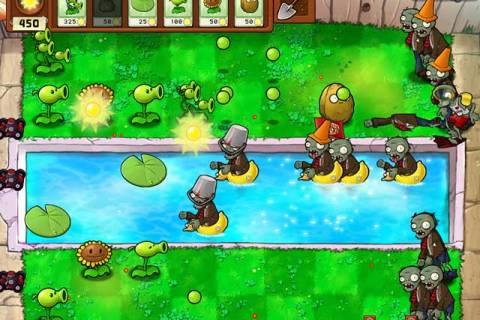 plants vs zombies pool - Les promotions iPhone à ne pas rater !