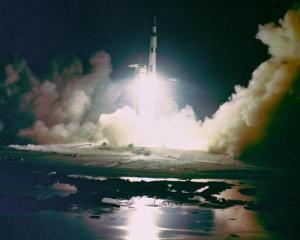 La dernière mission vers la Lune