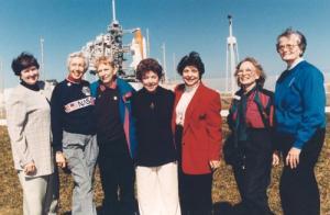 L'empreinte des femmes sur l'espace