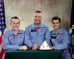 L'équipage d'Apollo 1