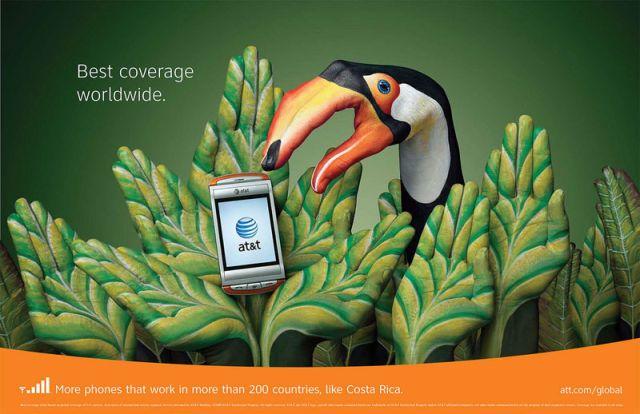 ATT Costa Rica - AT&T et la communication visuelle par les mains
