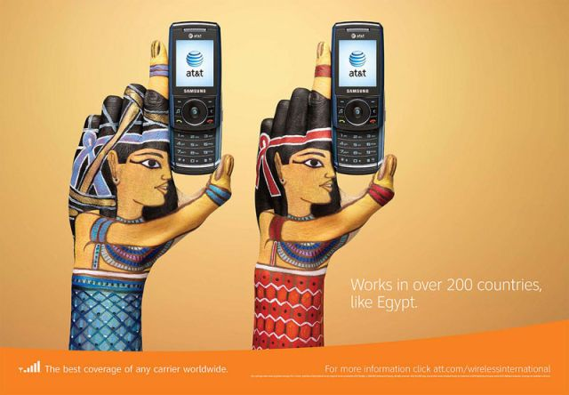 AT&T-Egypte