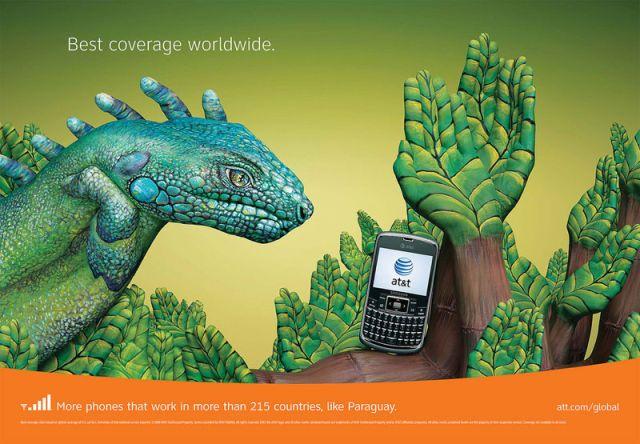 ATT Paraguay - AT&T et la communication visuelle par les mains