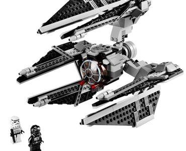 La saga Star Wars en Lego