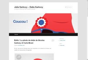 Julia Sarkozy .com